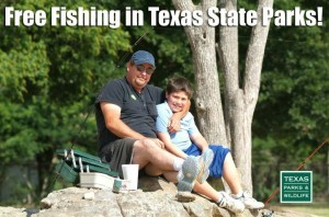 Free fishing in texas state parks for 2015 my dallas mommy for Texas freshwater fishing license