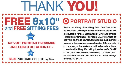 jcpenney portrait studio military coupons