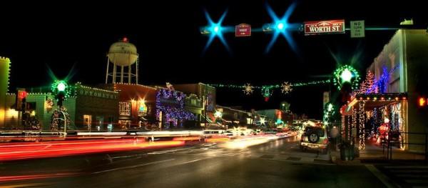 Christmas Lights In Dallas Tx