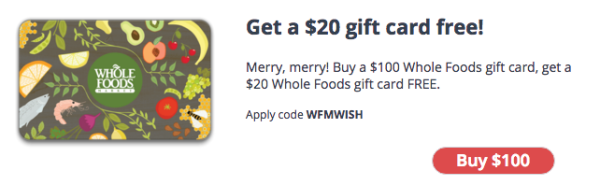 Find great deals on eBay for whole foods gift card. Shop with confidence. Skip to main content. eBay: Shop by category. 6 product ratings - $ Whole Foods Market Gift Card. $ Buy It Now. Free Shipping. $10 Whole Foods Plastic Gift Card - Mail Delivery. $ Buy It Now +$ shipping.