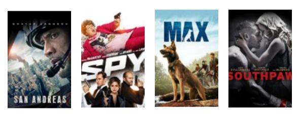 Trial movie rentals