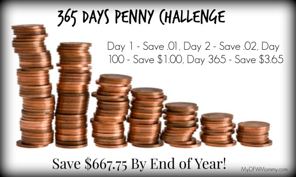 Save More In 2016 The 52 Week Money Saving Challenge