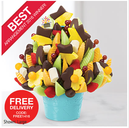 Edible arrangements coupons 2018 free delivery