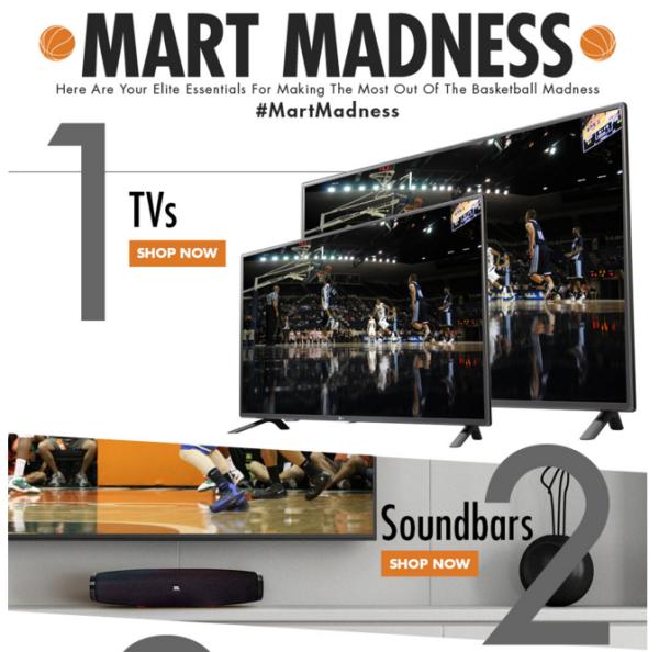 Nebraska Furniture Mart Big Giveaways Great Steals Deals Martmadness Starting March 2nd