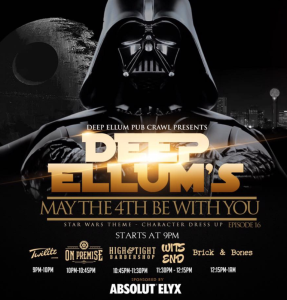Star Wars May The Fourth: Star Wars' Day Events~ May The Fourth In DFW