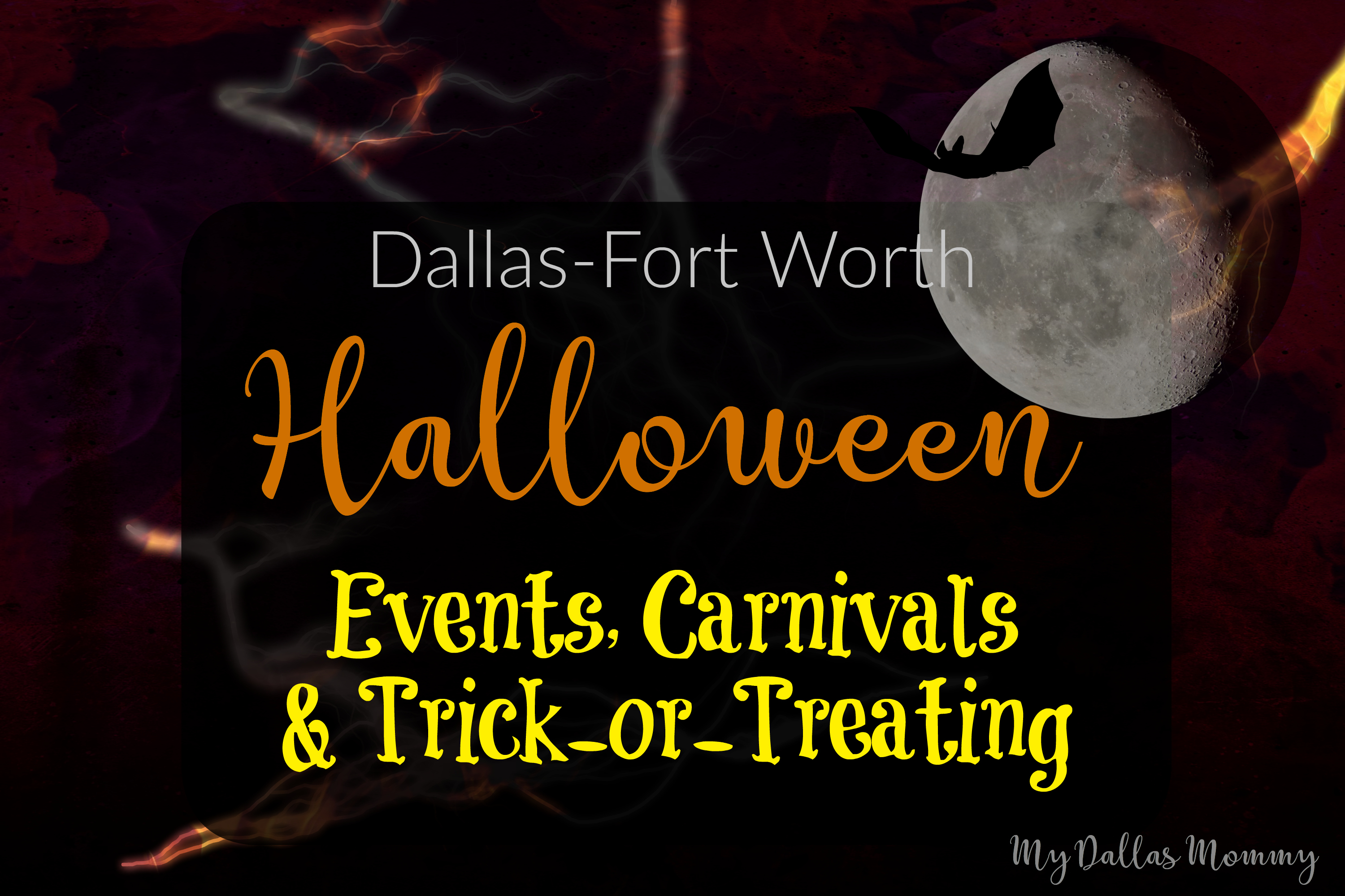 halloween events carnivals trick or treating around dallas fort worth my dallas mommy - Halloween In Fort Worth