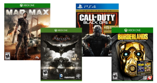 Best Buy: Discounts On PlayStation 4 and Xbox One Games ...