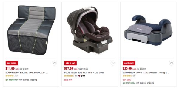 9920d06e2206 Target~ 30% Off All Eddie Bauer Baby Gear In-Store or Online - My DFW Mommy