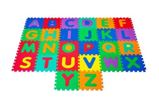 Walmart Foam Build Amp Play Alphabet Puzzle Mat Only 14 97