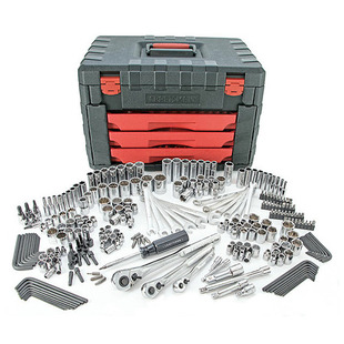 sears craftsman 270pc mechanics tool set 3 drawer chest only reg my. Black Bedroom Furniture Sets. Home Design Ideas