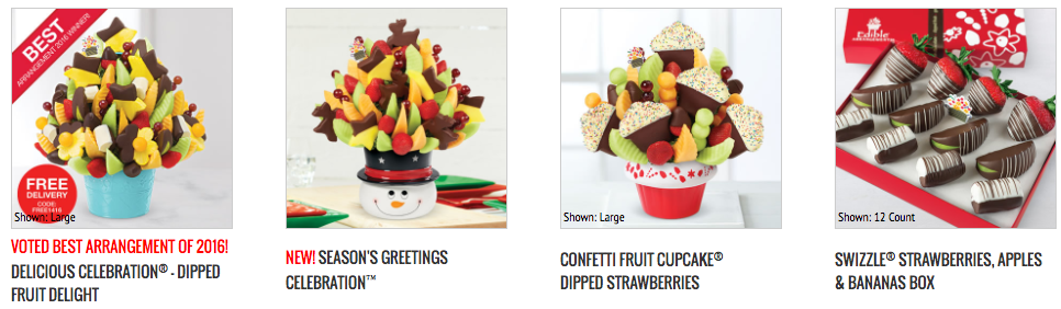 November - Find today's best Edible Arrangements promo codes, coupons, and Get More Related Info· Visit us Now· Search for Info· Find Quick Results.