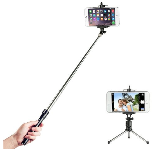 amazon taotronics bluetooth shutter selfie stick with tripod only my. Black Bedroom Furniture Sets. Home Design Ideas