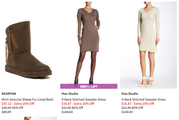 Nordstrom Rack Clearance Sale ~ Up to 90% Off - My Dallas ...