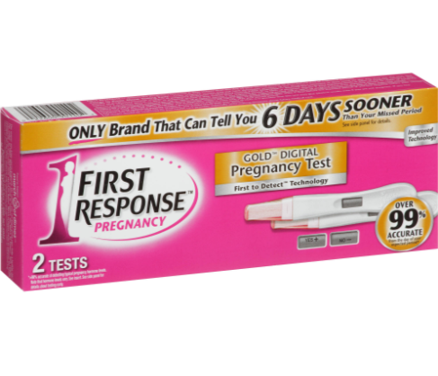 cvs free first response pregnancy test after extrabuck and rebate my dallas mommy. Black Bedroom Furniture Sets. Home Design Ideas