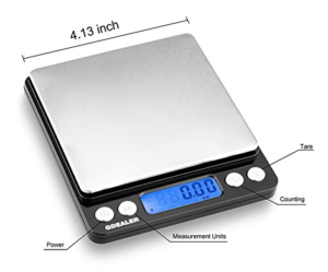 Amazon Compact Digital Kitchen Scale Only 9 95 Reg 29