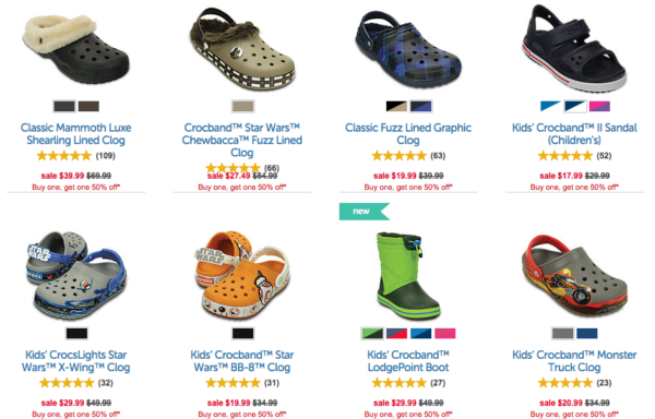 f708f921c Crocs~Buy One