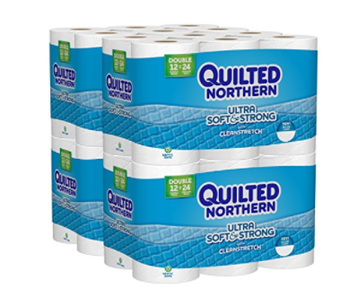 Quilted Northern 48 Count Toilet Paper Just 41 162 Per Double