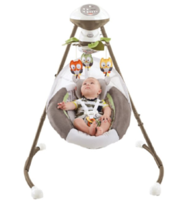Fisher Price Snugabear Cradle N Swing Just Shipped My Dallas Mommy