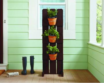 Home Depot Free Workshop Tonight Vertical Herb Garden My Dallas Mommy