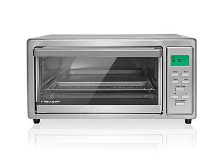 Kenmore 4 Slice Toaster Oven Only 29 99 10 Sears Gc