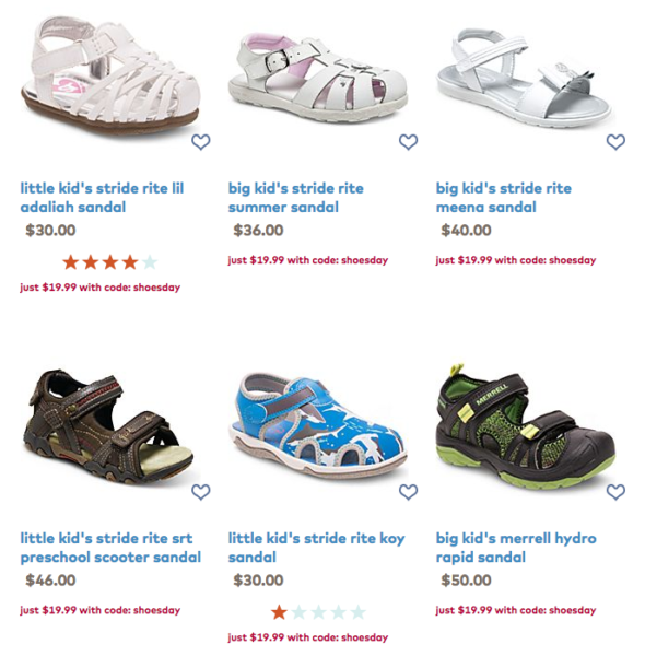 Town Shoes Coupon April