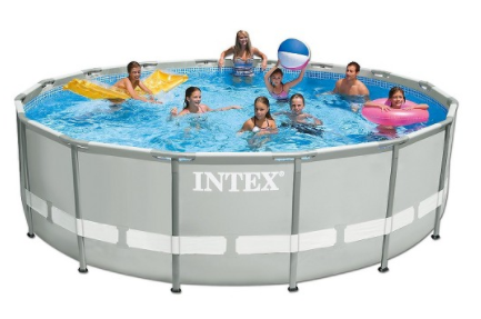Target Intex 15 X 48 Ultra Frame Above Ground Pool With