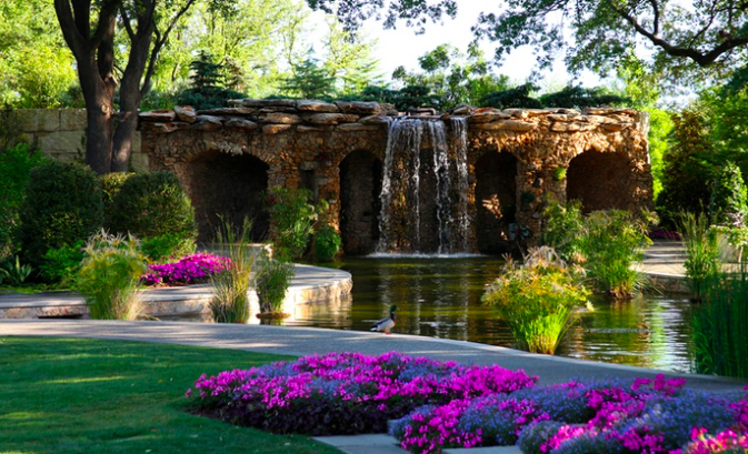 General Summer At The Arboretum At Dallas Arboretum Botanical Garden Up To 47 Off My