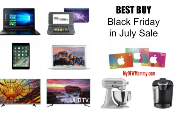 Best Buy Black Friday In July Sale Save On Electronics