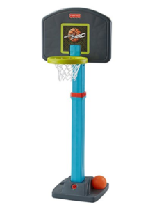 Fisher Price Basketball Hoop | All About Fish