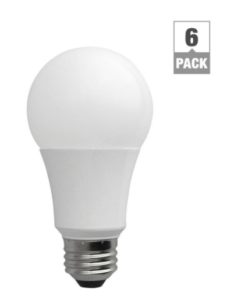 Led light bulbs home depot coupon