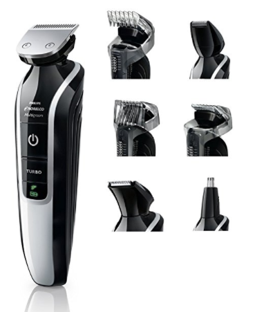 amazon philips norelco multigroom 5100 grooming kit only retail my dallas mommy. Black Bedroom Furniture Sets. Home Design Ideas