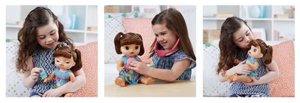 Amazon Baby Alive Sweet Tears Doll Only 42 99 Shipped