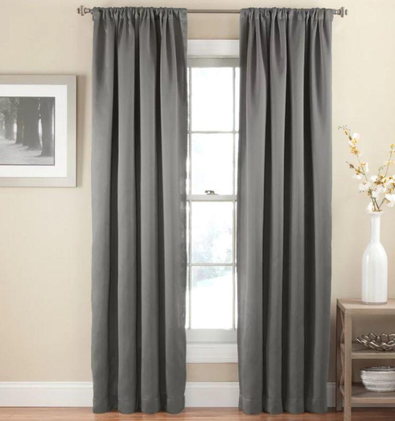 Kohl S Eclipse Thermapanel Room Darkening Window Curtain