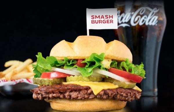 smashburger entree