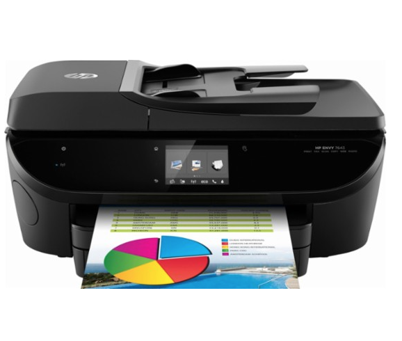 hp envy wireless all in one instant ink ready printer just shipped retail my. Black Bedroom Furniture Sets. Home Design Ideas