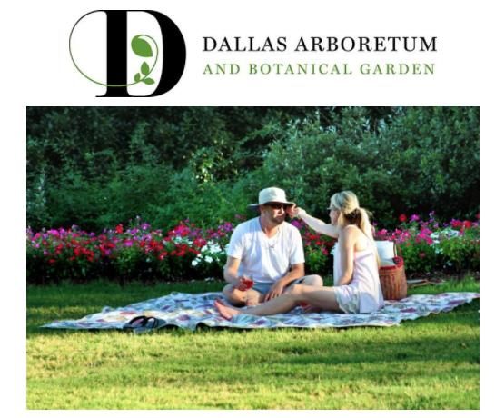 Dallas arboretum discount coupons