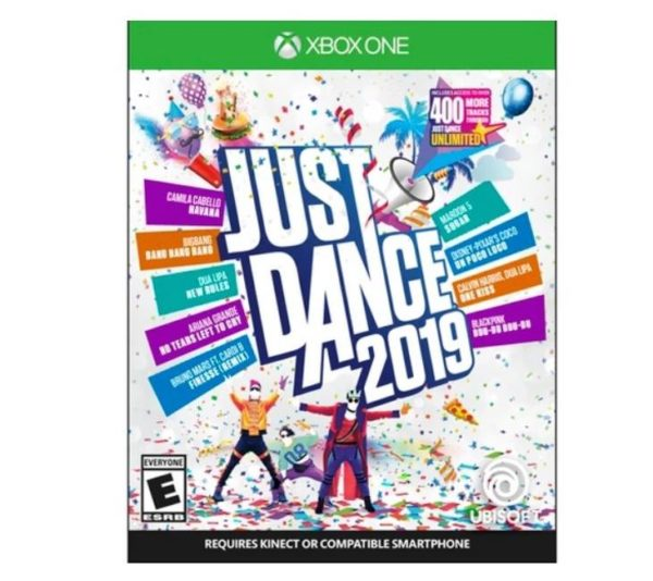 Just Dance 2019 (Xbox One, Xbox 360, PS4, Nintendo Switch