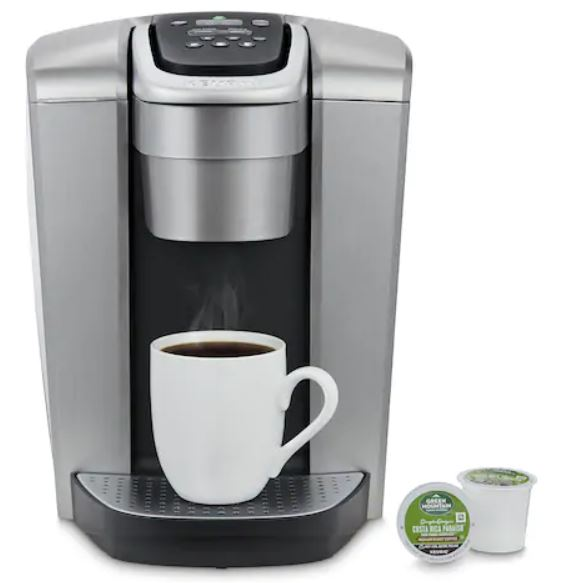 Keurig K-Elite Single-Serve K-Cup Pod Coffee Maker $80.99 ...