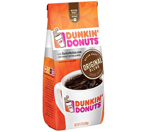 Screen Shot 2018 11 05 at 9.07.09 AM Dunkin Donuts Ground Coffee Coupons