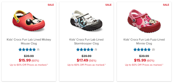 d1d8bdbf4 Crocs Year End Clearance~ Up to 70% Off Select Styles - My DFW Mommy