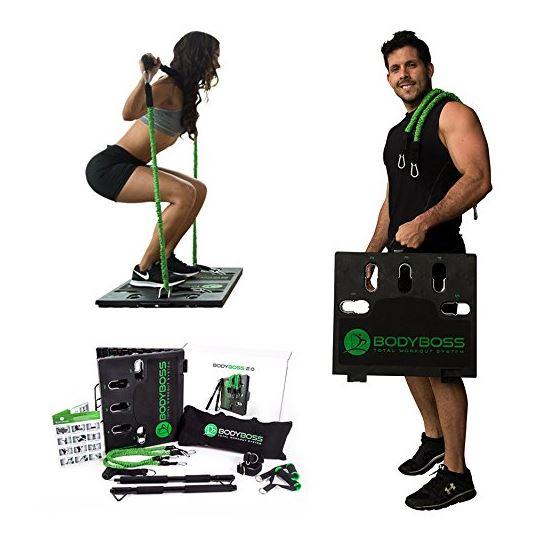 BodyBoss Home Gym 2.0 $129.99 Shipped (Retail $229.99
