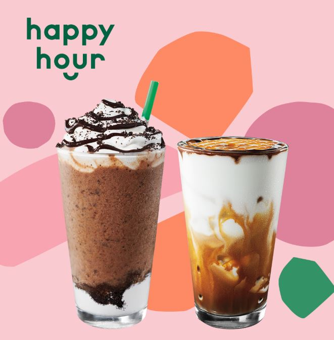 Buy One Get One Free Espresso Or Frappuccino