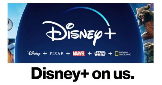 Verizon Wireless Customers Get A Free Year Of Disney My