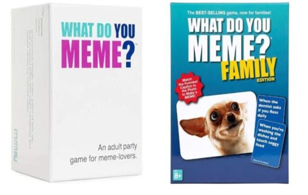 Up to 50% Off What Do You Meme Games & Expansion Packs ...