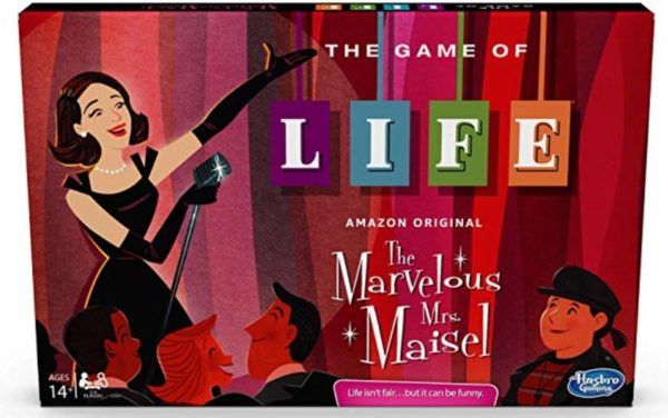 The Game of Life: The Marvelous Mrs. Maisel Edition Board ...